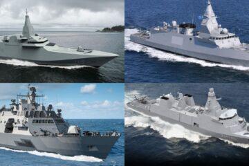 New Developments in Greece : a Shortlist for the Fleet Modernization Program