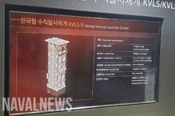 Hanwha Defense details KVLS-II development at MADEX 2021