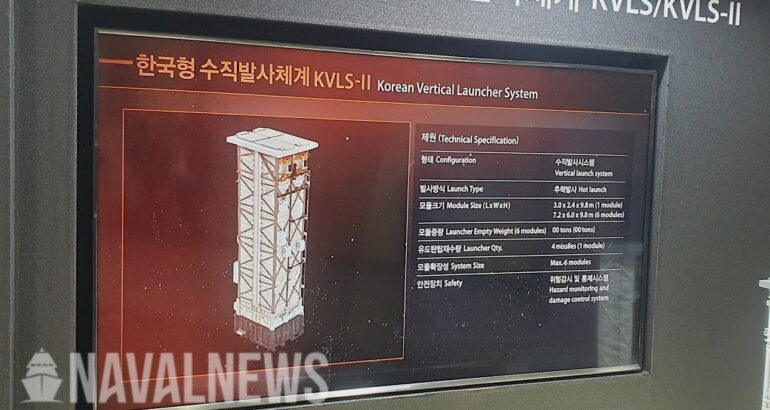 Hanwha Defense KVLS-II