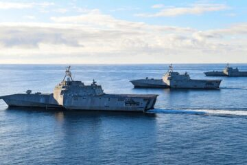 U.S. Navy Selects GDMS To Support Independence-class LCS Combat Management System