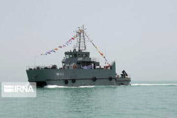 Iranian Navy Commissions A New Minesweeper And A Light Frigate