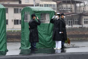 Japan Now Has its First Woman Submariner