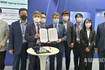 MADEX 2021: Safran Signs MOU with DSME to Strengthen Cooperation in Naval Sector