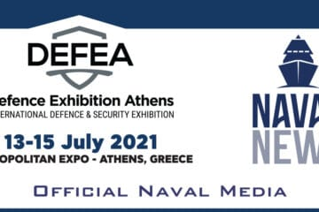 Naval News Selected as Official Naval Media for DEFEA 2021