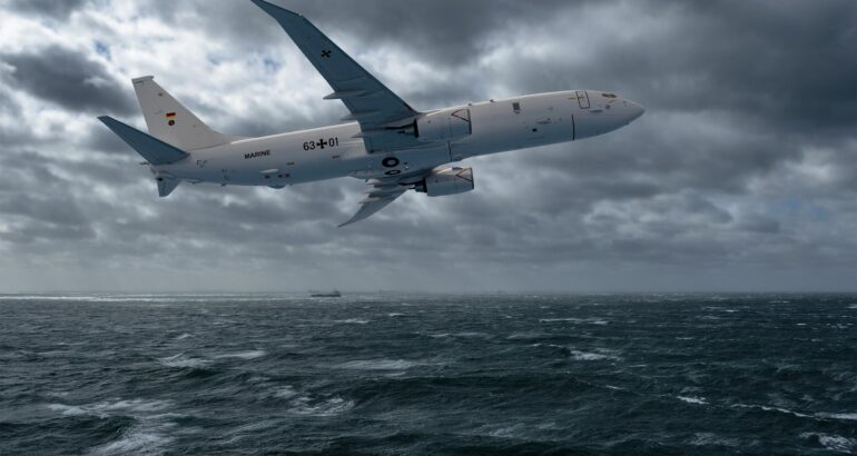 Boeing Announces Partners for Potential German P-8A Poseidon Fleet Support