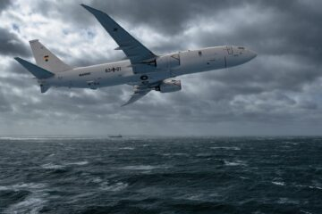 Germany Signs On For Five P-8A Poseidon Maritime Patrol Aircraft