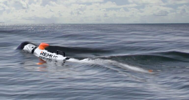 Royal New Zealand Navy Orders Four REMUS 300 UUVs from HII