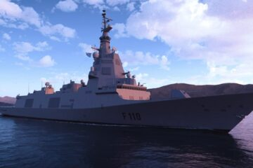 Greece Short-lists at least 6 Offers for Hellenic Navy Frigate Program