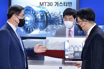 MADEX 2021: Rolls-Royce promotes MT30 gas turbine for ROK Navy future vessels