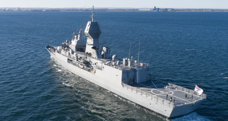 Leonardo to team up for the new Royal Australian Navy's Communications Project
