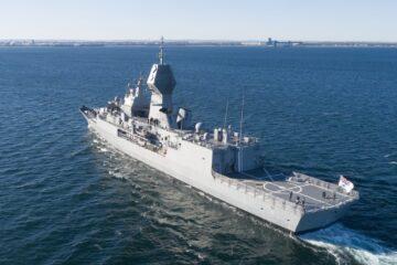 Leonardo to team up for new Royal Australian Navy's Communications Project