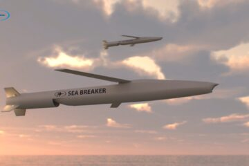 Rafael Unveils A New Long Range Guided Missile System, 'Sea Breaker'