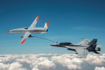 U.S. Navy Might Have UCAVs Joining the Fleet in a Few Years