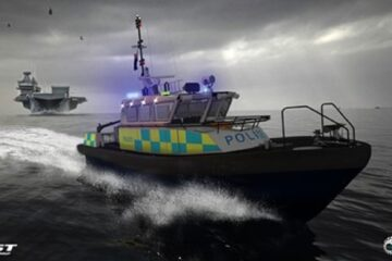 BMT And MST Are Partnering To Deliver New Patrol Crafts To UK Police Forces