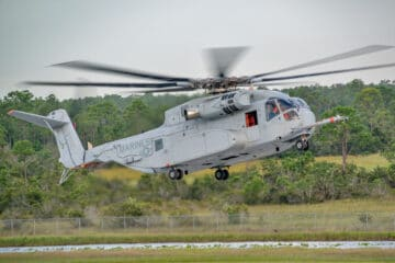 Sikorsky Receives Contract To Build Nine CH-53K King Stallion Helicopters For USMC