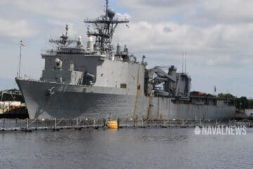 U.S. Navy Issues FY22 Shipbuilding And Decommissioning Totals To Congress