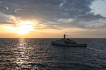 HMS Trent completes Black Sea exercises as part of NATO mission