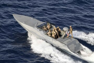 U.S. Navy First Woman Operator Completed Naval Special Warfare's Assessment