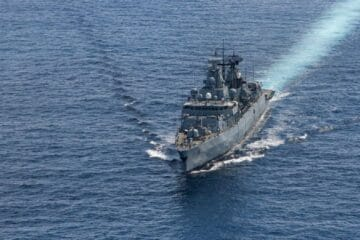 German Navy To Deploy A Frigate In Indo-Pacific Region For The First Time Since 2016