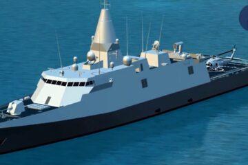 DEFEA 2021 Video: Als Naval Ship Designs, Themistocles corvette, Trident SDV and Greek USV