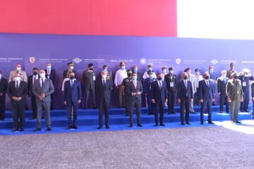 DEFEA Exhibition Inaugurated By The Greek MoD