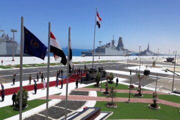 Egypt Inaugurates A New Naval Base Near The Libyan Border