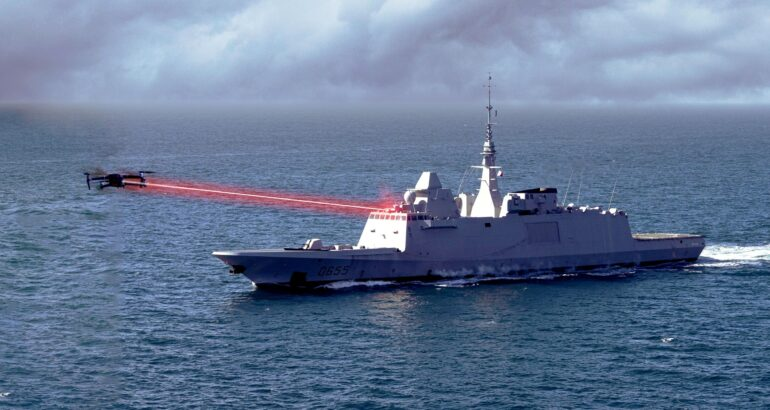 French Navy To Conduct Laser Guided Weapon System Experimentations