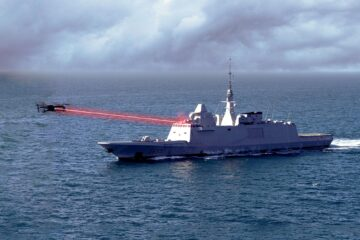 French Navy To Test New Laser Weapon System at Sea
