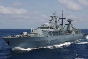 Saab Receives Order To Modernise German Navy's Brandenburg-class Frigates