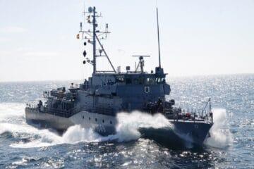 Atlas Elektronik Selected To Upgrade German Navy's Minehunter Vessels