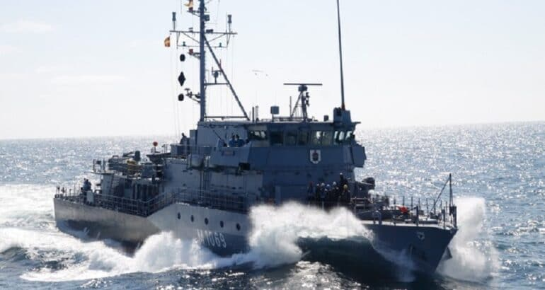 Atlas Elektronik Selected To Upgrade Minehunter Vessels From The German Navy