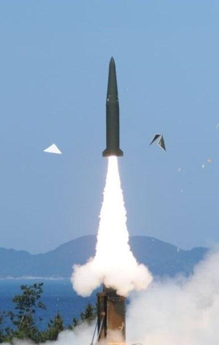 Hyunmoo 2B ballistic missile