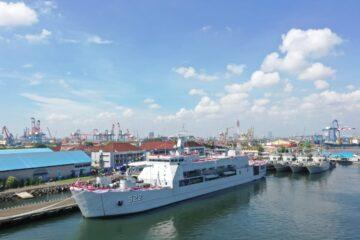 Indonesia Commissions Third Teluk Bintuni-class LST