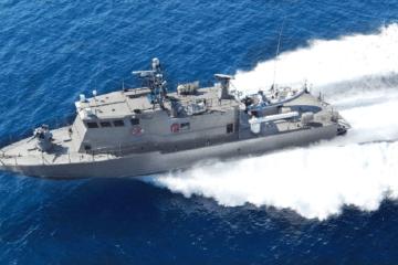 Israel Shipyards Will Supply SHALDAG MK V Vessels To The Israeli Navy