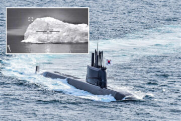 South Korea Conducts Submarine-Launched Ballistic Missile Test