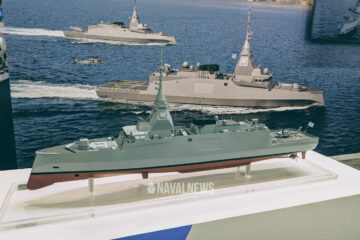 Video: Naval Group at DEFEA 2021 – FDI Frigate and Underwater Weapons