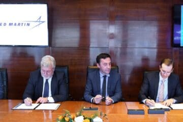 Navantia And Lockheed Martin Sign Agreement To Collaborate On Surface Ships And Combat Systems