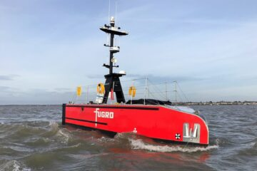 SEA-KIT's Latest USV Receives Lloyd's Register Unmanned Marine Systems Certification