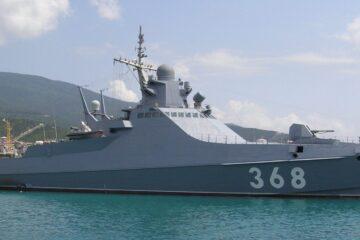 Russian Shipbuilder Unveils Export-Oriented Missile Corvette Project 22160E