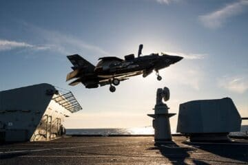 Raytheon's JPALS System Operational On Two Aircraft Carriers