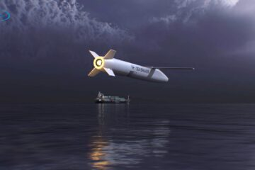 Rafael's Sea Breaker: Long Range Guided Missile for Maritime Superiority Missions