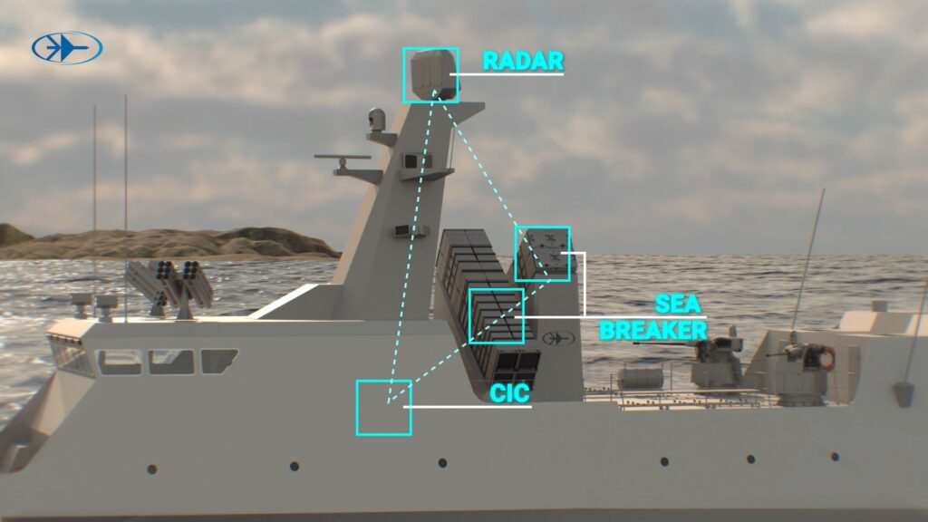 Rafael's Sea Breaker: Long Range Guided Missile for Maritime Superiority Missions - Naval News