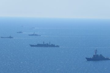 NATO Navies Conduct Breeze 2021 Exercise In The Black Sea