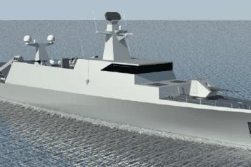 DEFEA 2021: Israel Shipyards Introduce The Themistocles-Class Corvette
