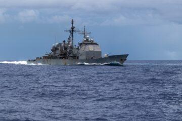 U.S. Navy's CNO Explains the Reasons for Retiring Older Ticonderoga-class Cruisers