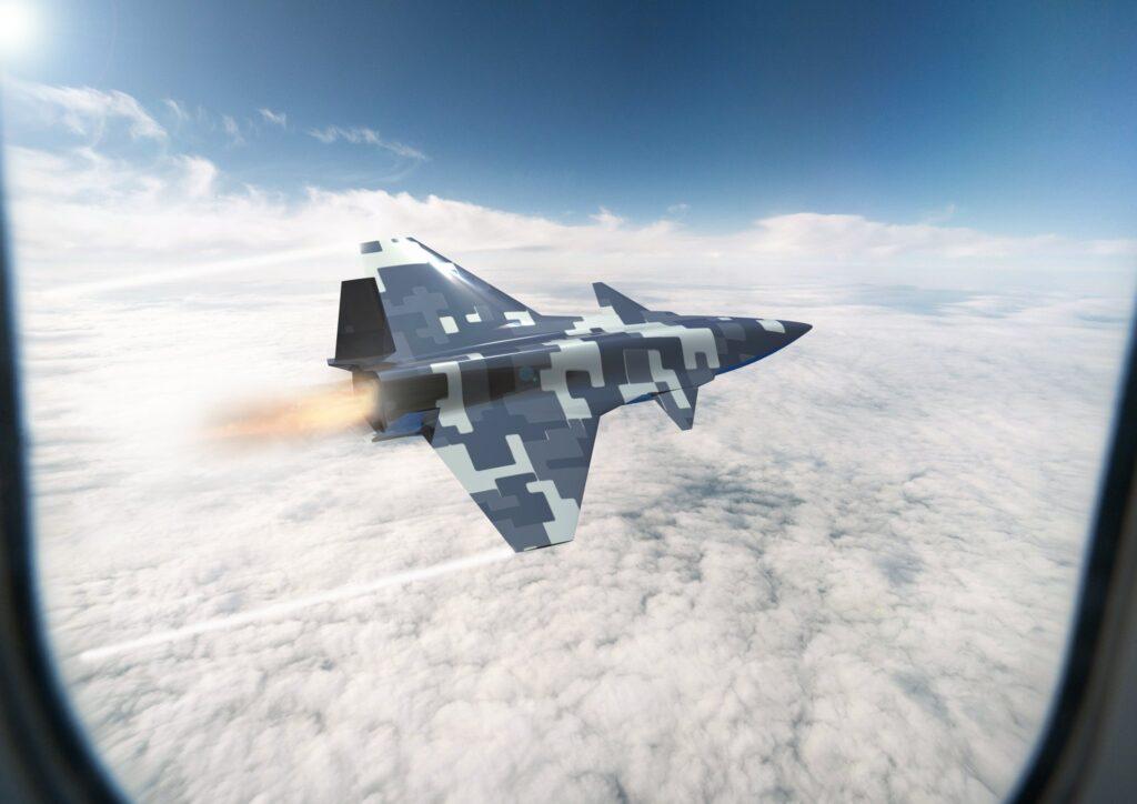 MIUS Project, an autonomous combat aircraft