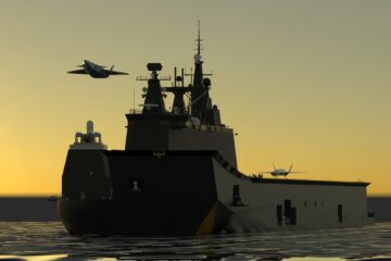 Turkey to deploy MIUS unmanned combat aircraft from LHD Anadolu