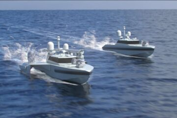 Turkish Companies Team Up For New Armed USV Projects