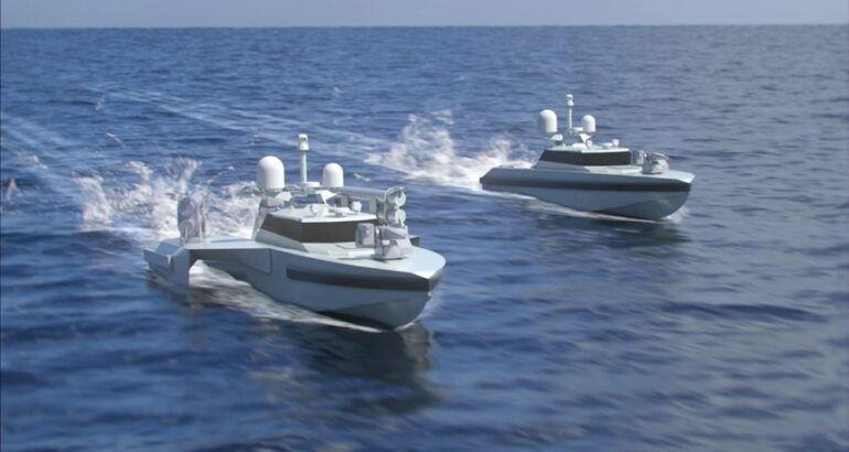 Turkish Companies Team Up For New Armed USV Projects NB57 RD09