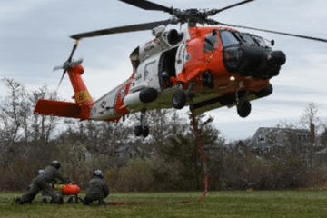 U.S. Coast Guard Orders Five Additional New MH-60T Hulls From Sikorsky